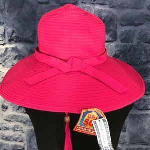 Scala Fuchsia Hat